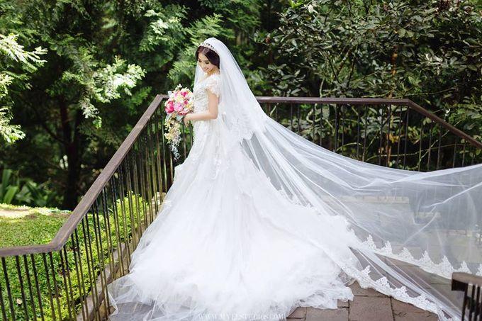 WEDDING DAY OF STEPHANUS & JANE by Fedya Make Up Artist - 004