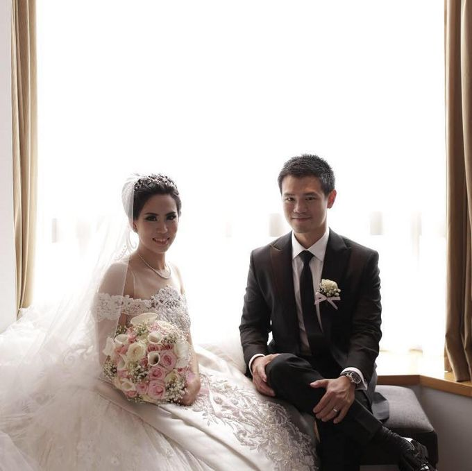 Wedding Arrangements by Fluxerchef Jakarta - 011