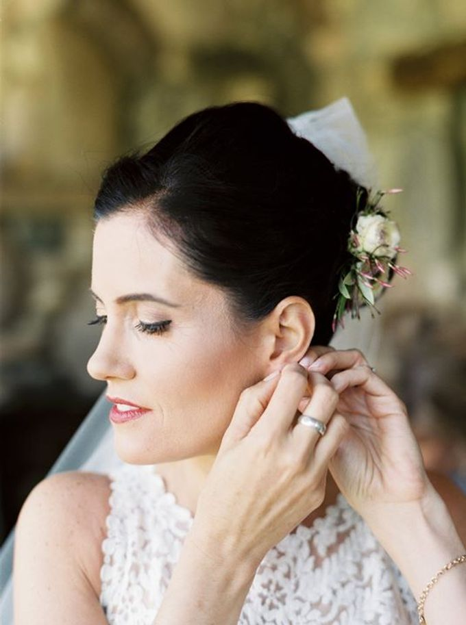 Rory's Wedding by Beauty and the Belief Hair and Makeup Artistry - 001