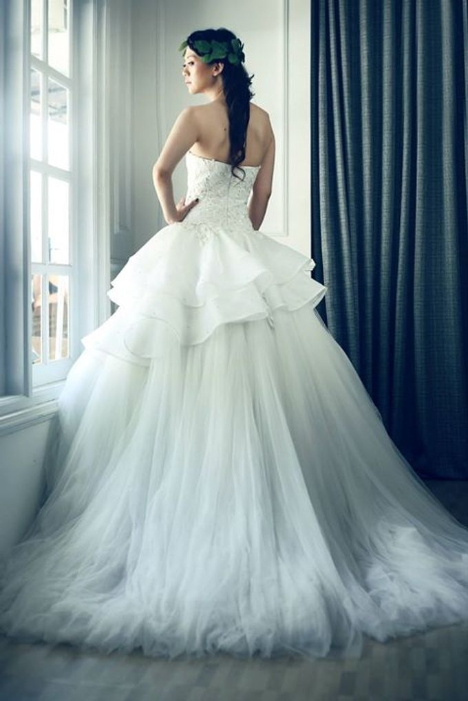 I Have A Dream, Here We Go Again Spring Summer 2014 RTW and Bridal by Bramanta Wijaya Sposa - 036