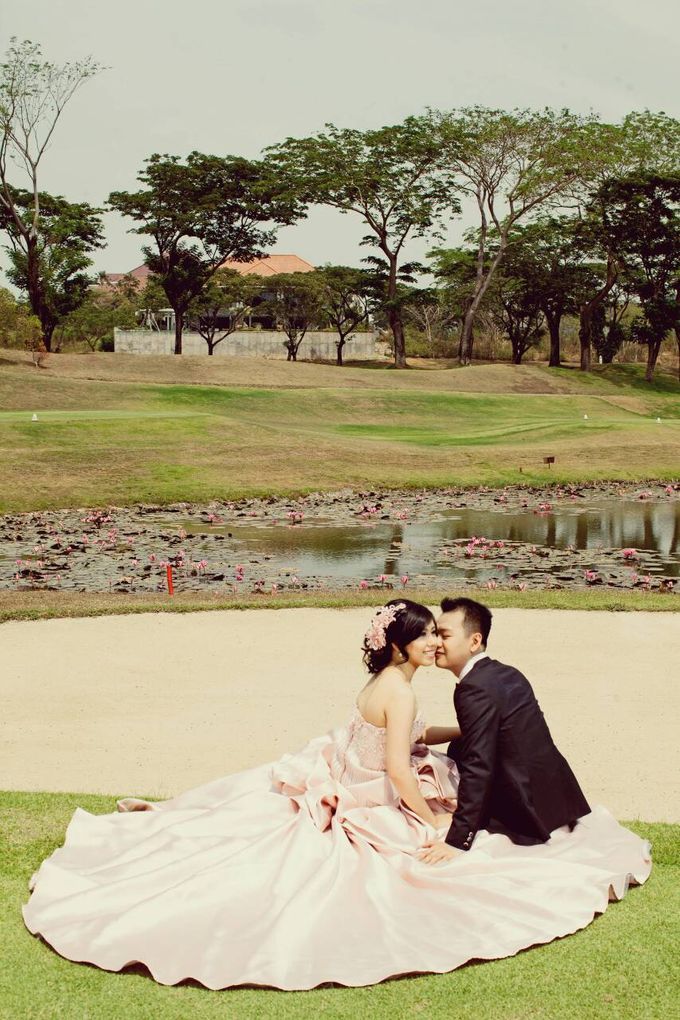 Prewedding makeup by Makeup by Ie - 010