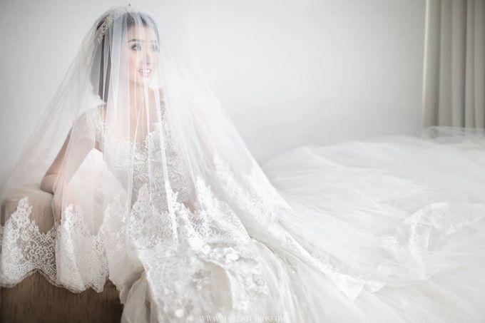 WEDDING DAY OF STEPHANUS & JANE by Fedya Make Up Artist - 005