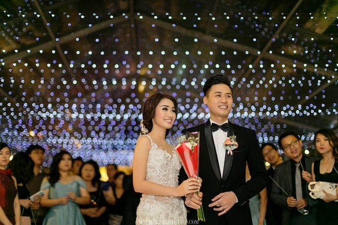 WEDDING DAY OF STEPHANUS & JANE by Fedya Make Up Artist - 006