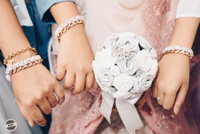 Bridesmaids Bracelets by Laurel Town - 001