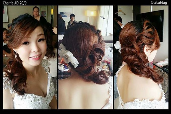 Makeup and Hairdo by YeeWan Makeup Artistry - 002