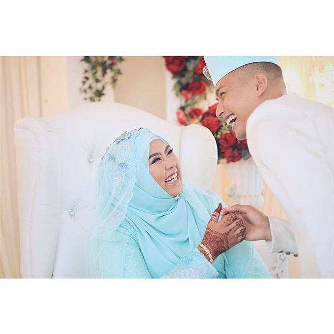 Sally + Haikal by Azee Photographyical - 001