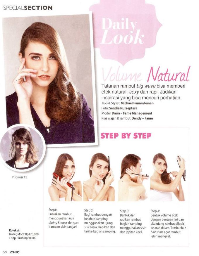 BEFORE AND AFTER by Dendy Oktariady Make Up Artist - 011