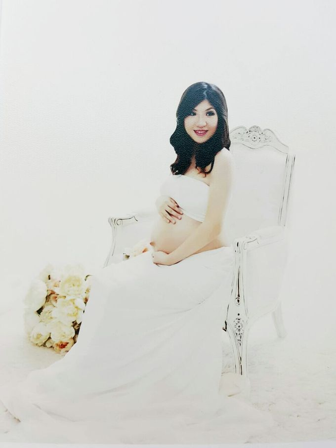 Maternity Photoshoot by Xinxin Make Up - 003