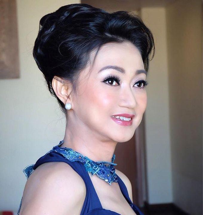 Wedding Makeup ,Mom ,Sister by Niken Xu Makeup Artist - 029