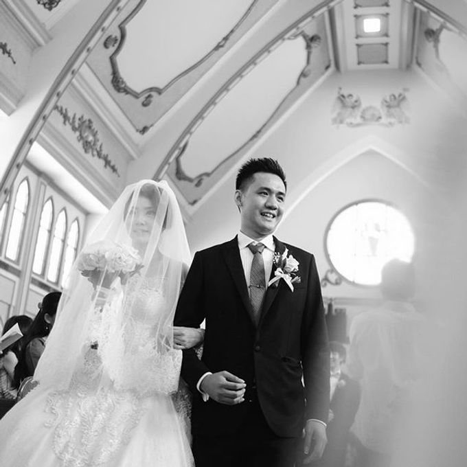 YOZAL & STEFHANI WEDDING DAY by Tinara Brides - 002