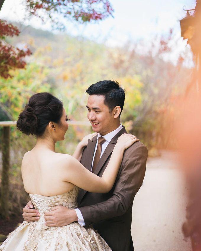 YOZAL & STEFHANI WEDDING DAY by Tinara Brides - 003