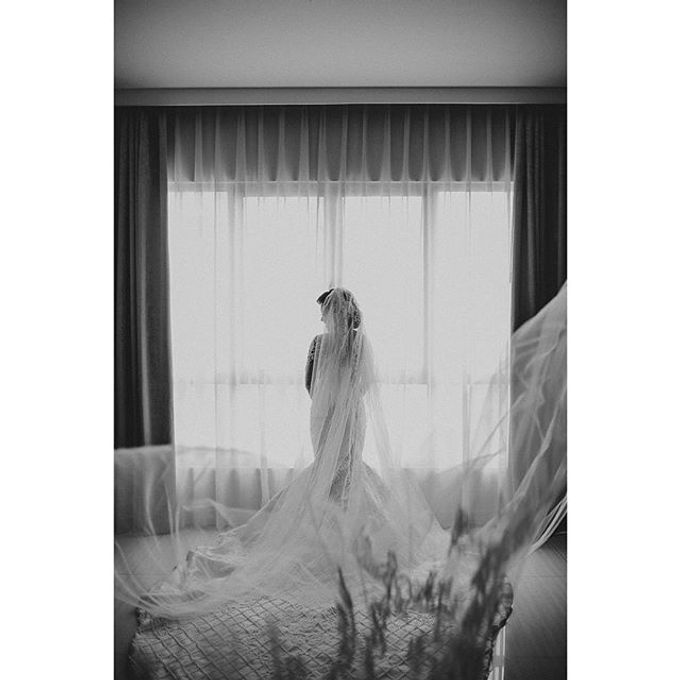 JEFFRY & CALISTA WEDDING DAY by Tinara Brides - 017