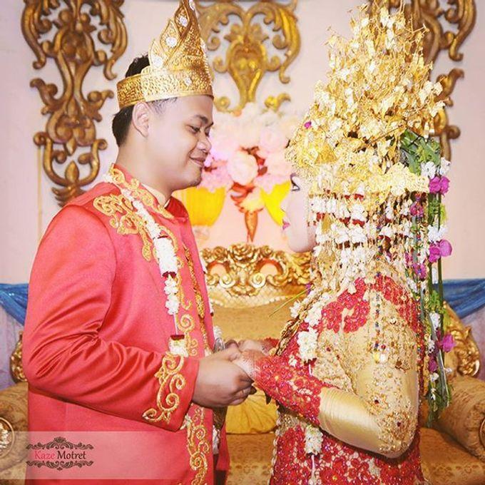 THE WEDDING OF METTA & FAJAR by Kaze Motret - 001