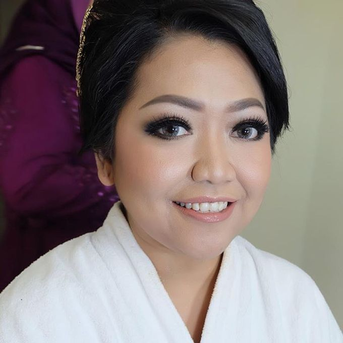 Sasa wedding  by Amanda Makeup Artist - 002