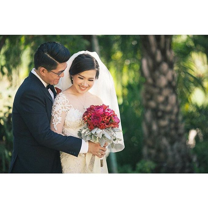 JEFFRY & CALISTA WEDDING DAY by Tinara Brides - 006
