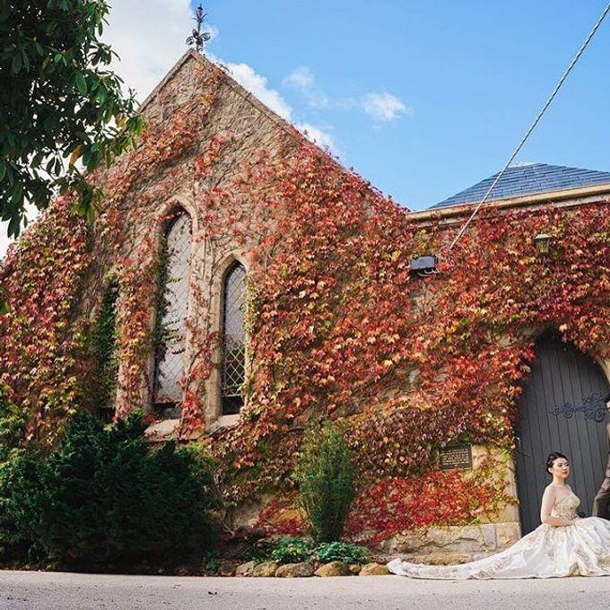 YOZAL & STEFHANI WEDDING DAY by Tinara Brides - 004