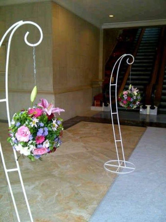 Wedding Decoration by chloe florist | Bridestory.com on