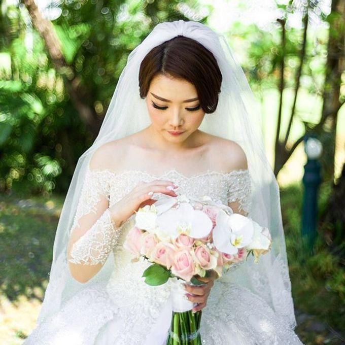 YOZAL & STEFHANI WEDDING DAY by Tinara Brides - 007