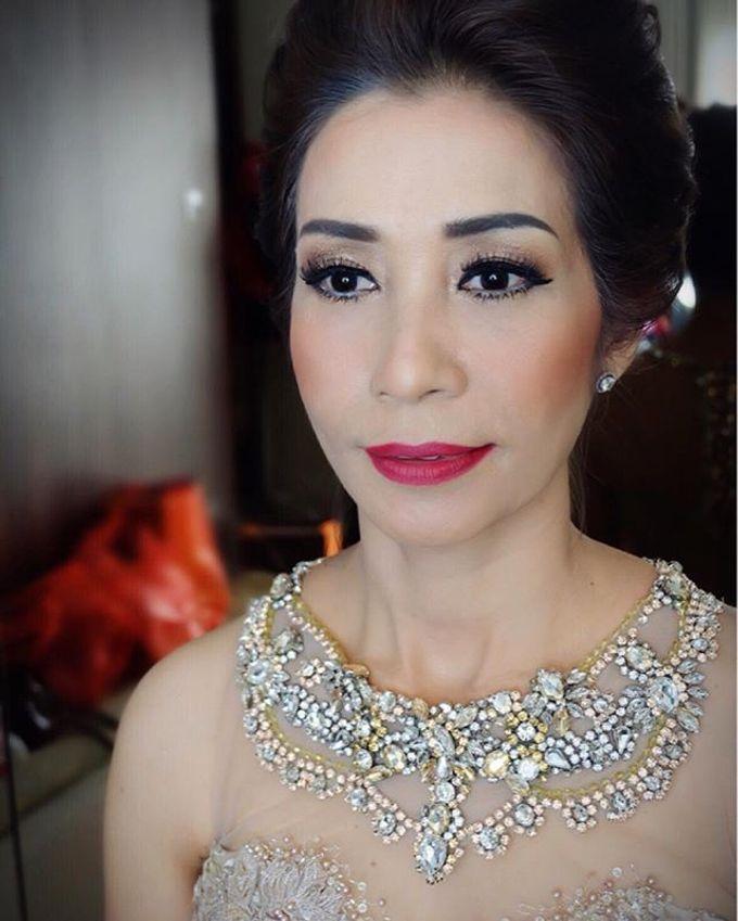 Wedding Makeup ,Mom ,Sister by Niken Xu Makeup Artist - 037