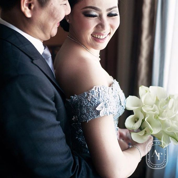 Bride Bouquet by Angie Fior - 003