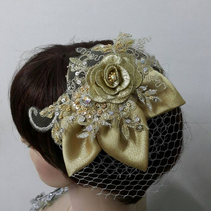 FINELABEL HEADPIECE by Fine Label - 001