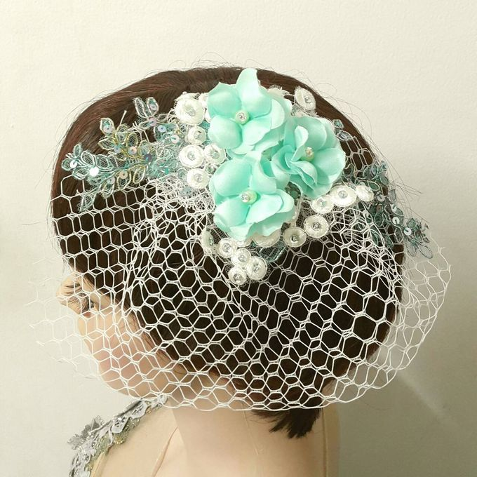FINELABEL HEADPIECE by Fine Label - 002