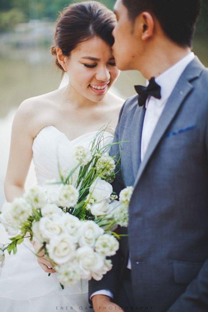 Prewedding of Alan + Li Kuan by Ener Gan Photography Studio - 001