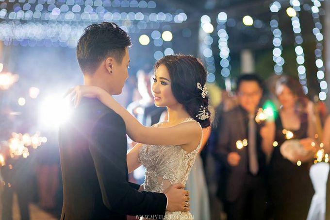 WEDDING DAY OF STEPHANUS & JANE by Fedya Make Up Artist - 007