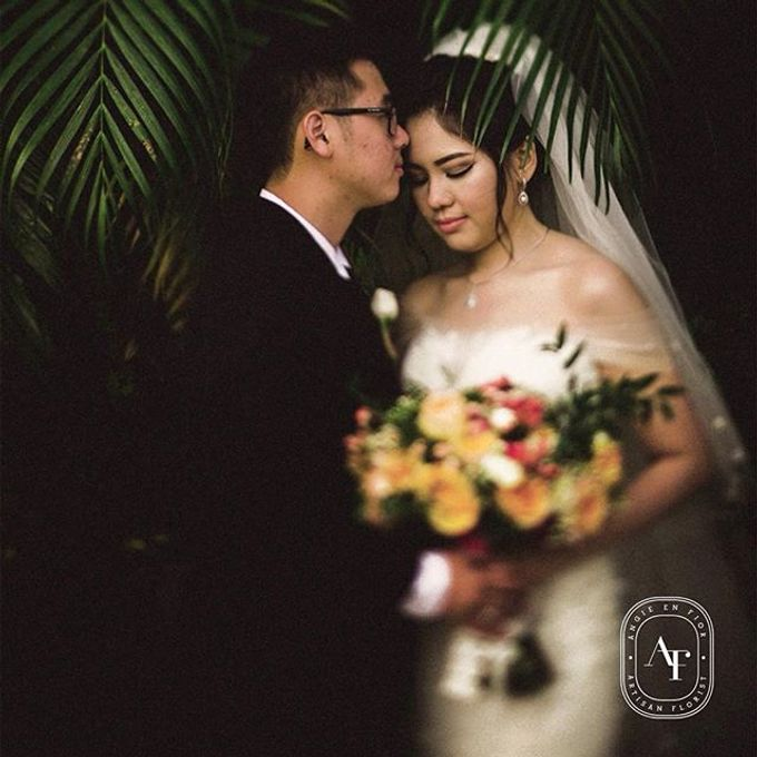 Bride Bouquet by Angie Fior - 005