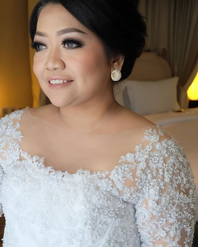 Sasa wedding  by Amanda Makeup Artist - 001