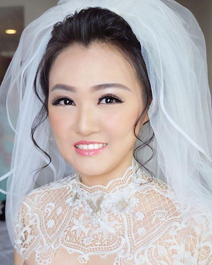 Wedding Makeup ,Mom ,Sister by Niken Xu Makeup Artist - 019