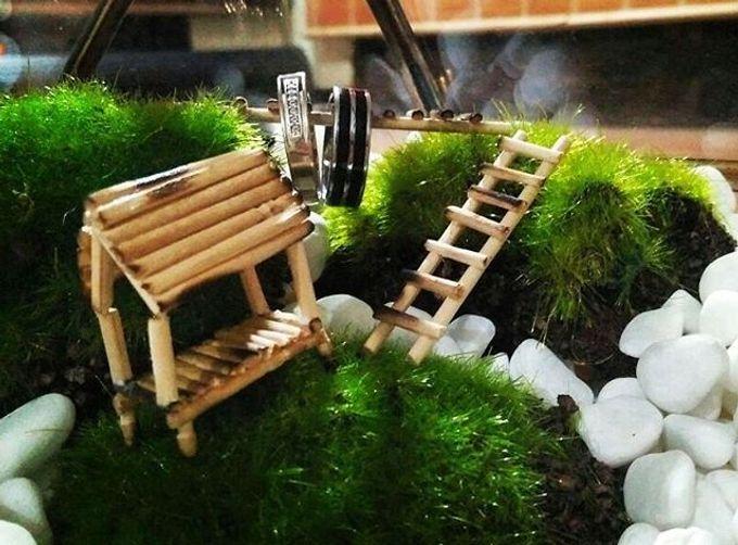 Wedding ring box by Hana Seserahan - 014