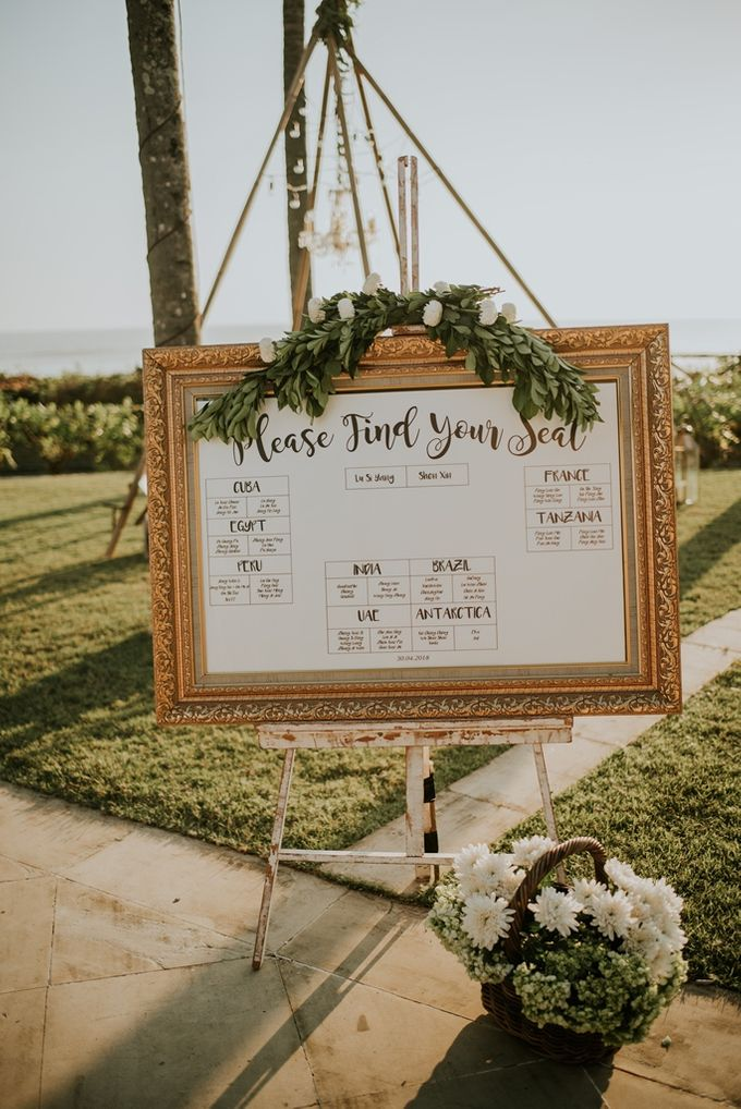 Bali Greenery Rustic with Boho Touch Wedding Decoration by Eurasia Wedding - 009