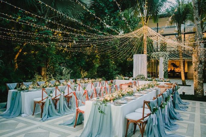 Bvlgari Bali & Tirtha Glass House Wedding by Bali Wedding Florence - 003
