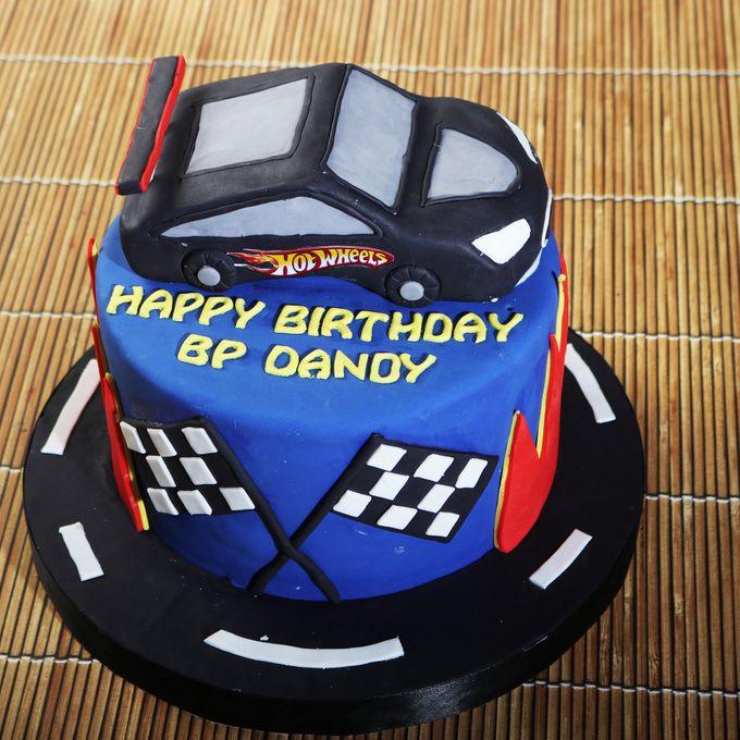 Birthday Cake Part 2 by Libra Cake - 042