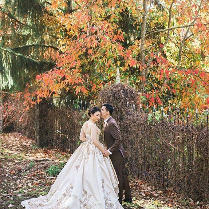 YOZAL & STEFHANI WEDDING DAY by Tinara Brides - 008