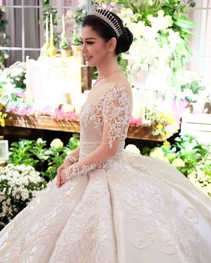 RAYMOND & FUNGNIE WEDDING DAY by Tinara Brides - 006