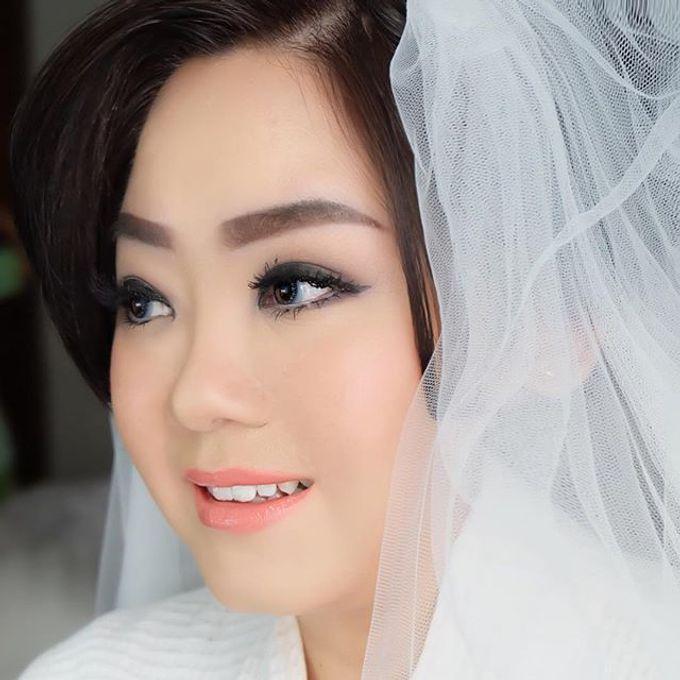 Wedding Makeup ,Mom ,Sister by Niken Xu Makeup Artist - 026