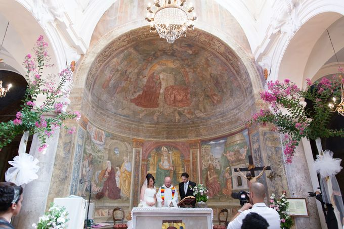UNIQUE WEDDING WOOD by My Wedding Planner in Italy - 008