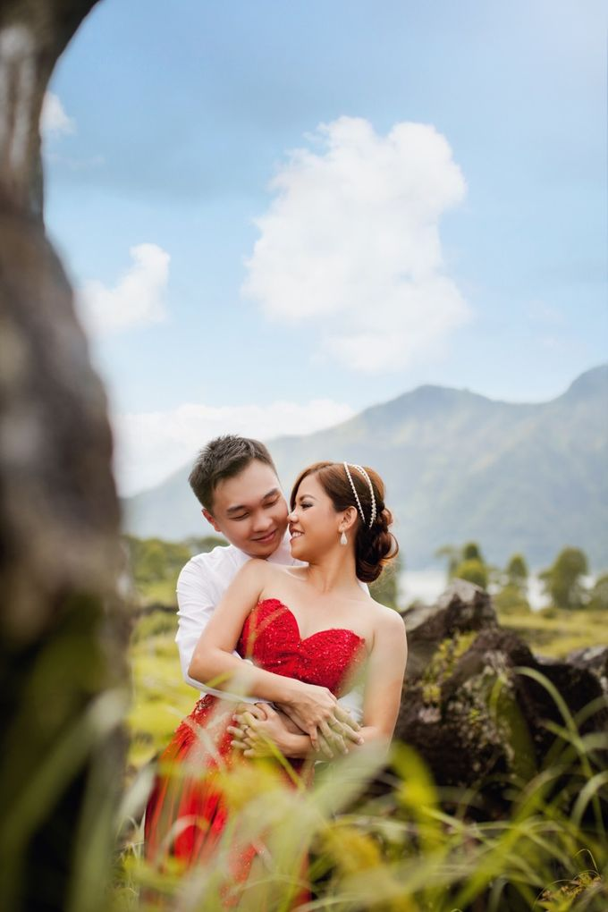 Mell and Aried Prewedding by bjcmakeupartist - 004
