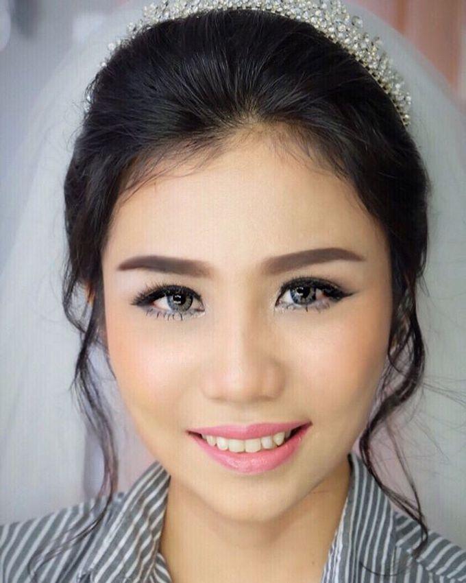 Wedding Makeup ,Mom ,Sister by Niken Xu Makeup Artist - 023