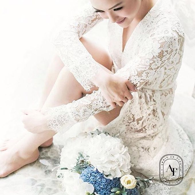 Bride Bouquet by Angie Fior - 038