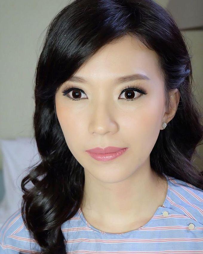 Wedding Makeup ,Mom ,Sister by Niken Xu Makeup Artist - 035