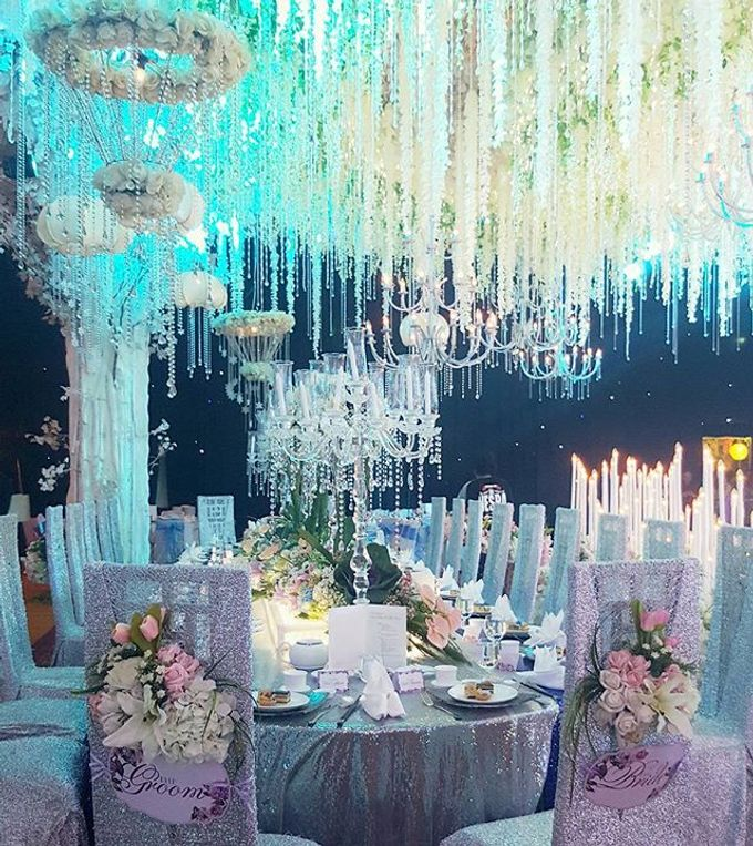 Grand Ballroom Wedding by Shangri-La Hotel, Surabaya - 001