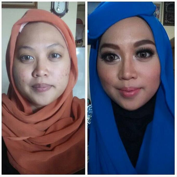 Aifa Makeup by Aifa Makeup - 002