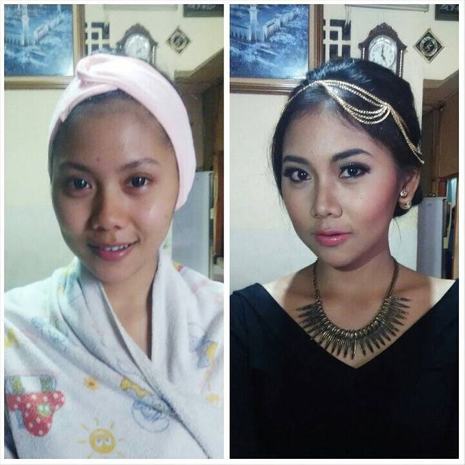 Aifa Makeup by Aifa Makeup - 003