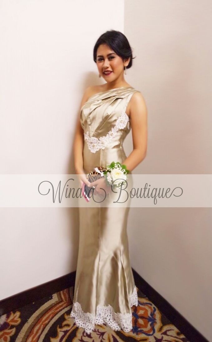 Bridesmaid Dress and Prom Dress by Winara Boutique - 001