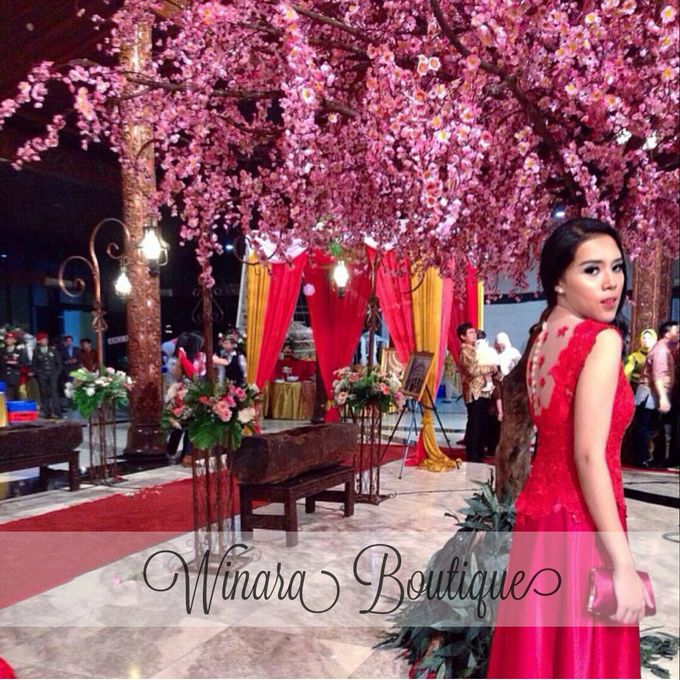 Bridesmaid Dress and Prom Dress by Winara Boutique - 002