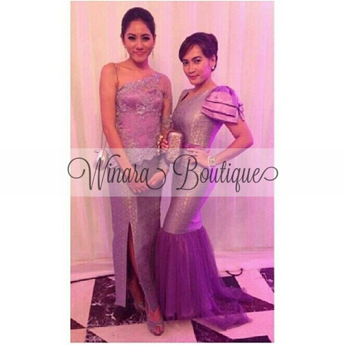 Bridesmaid Dress and Prom Dress by Winara Boutique - 003