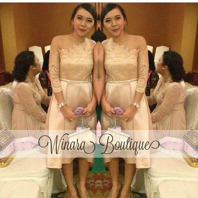 Bridesmaid Dress and Prom Dress by Winara Boutique - 004